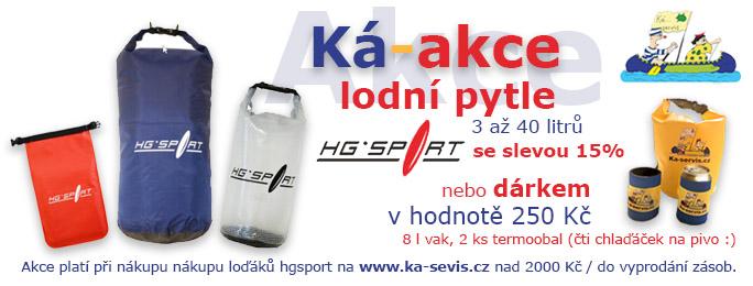 akce na lodni pytle HGsport