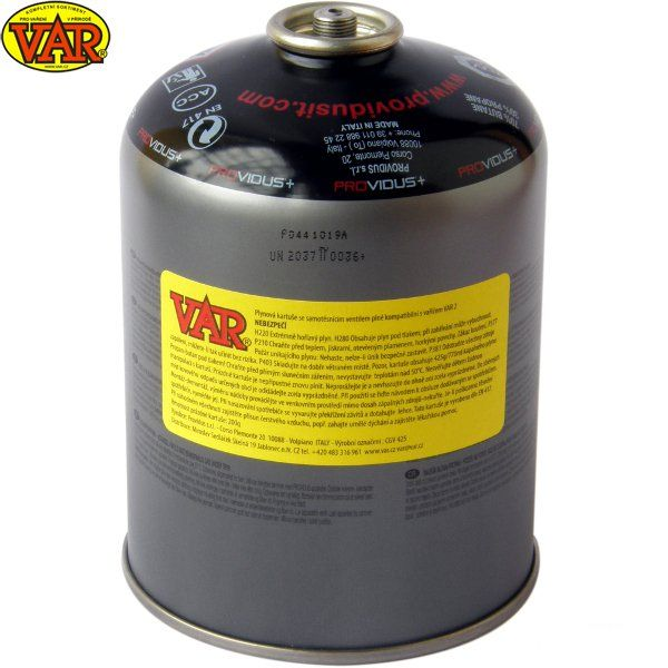 Plynová kartuše var g 500